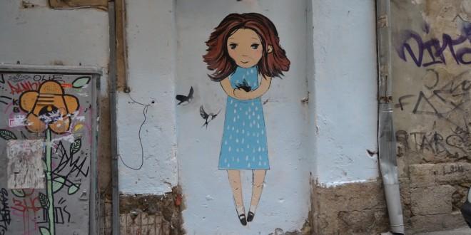 Соціальний стріт-арт від львівських митців