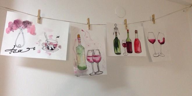 Мистецький шарм у гуртожицьких стінах