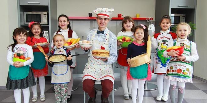 Кулінарні пригоди із волонтерським натхненням