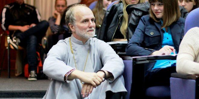 Борис Гудзяк: «Наші школи і університети повинні бути місцем, де ми вчимося спілкуватися»