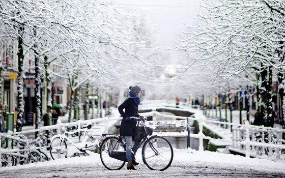 Зима, яка раптом потепліла