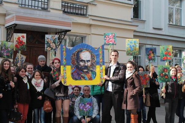 Шевченко і сучасне студентство – зв'язок крізь час