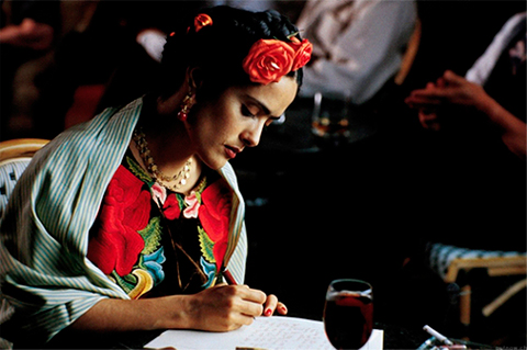 Життя у яскравому кольорі або загадка Фріди Кало