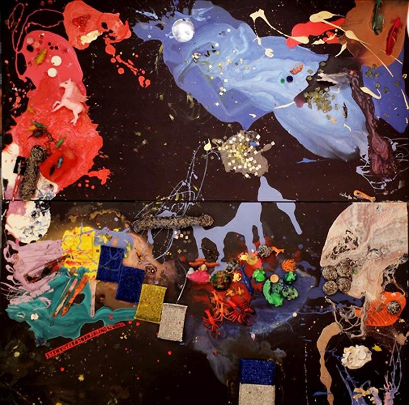 Дитячі малюнки в світових галереях