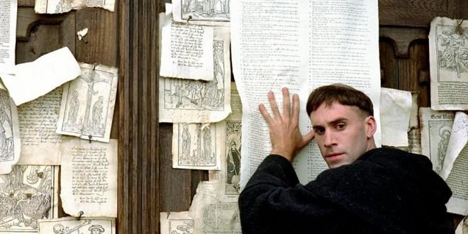 """Шлях незламного у кінострічці """"Лютер"""""""