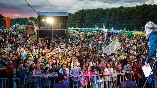 «І повіє огонь новий з Холодного Яру»: як пройшов патріотичний фестиваль на Черкащині