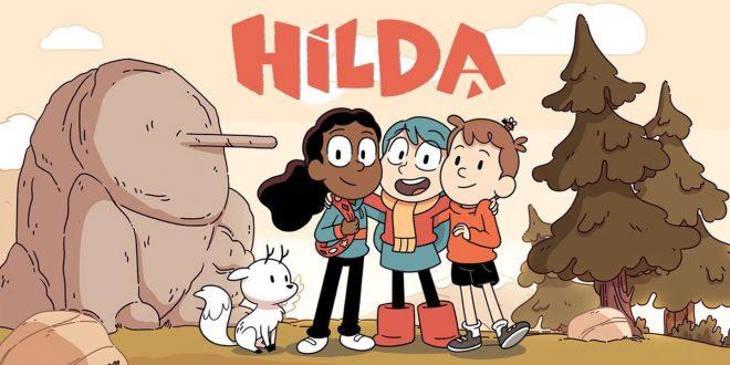 Серіал «Гільда»: затишок, пригоди і щасливе життя